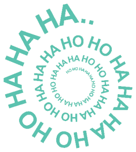 Ho Ho, Ha Ha Ha